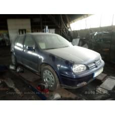 Volkswagen Golf 1.9 81 kW (01.1998 - 12.2004)
